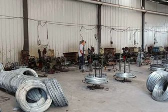 barbed wire workshop