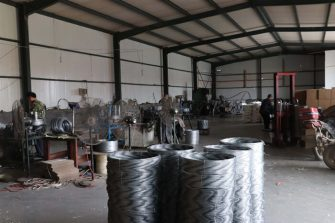 dongfu razor wire workshop