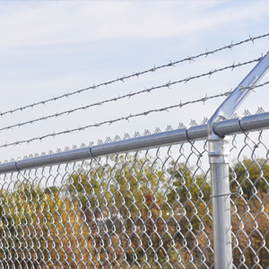 Products-Barbed Wire Fence