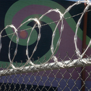 Products-Flat Wrap Razor Wire