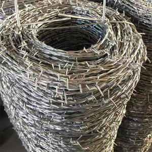 Products-Galvanized Barbed Wire