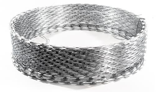 dongfu galvanized razor wire